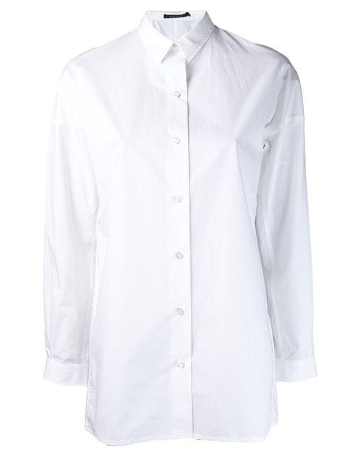 Sofie D'Hoore | Женская Белая Рубашка На Пуговицах