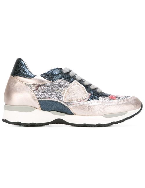 Philippe Model | Женское Розовый City Brocade Sneakers