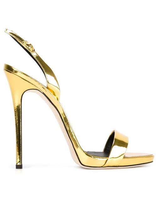 Giuseppe Zanotti Design | Женское Серебристый Sophie Sandals