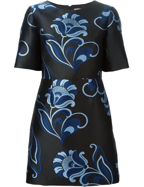 P.A.R.O.S.H. | Женское Синее Платье Philomen