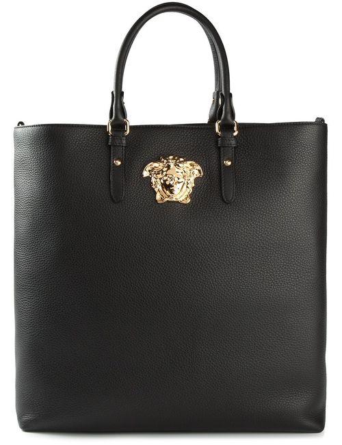 Versace | Женское Чёрный Medusa Shopper