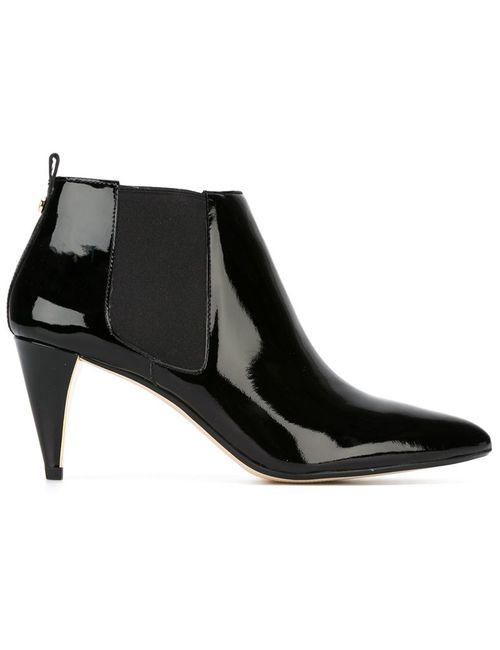 Michael Michael Kors   Женское Чёрный Midi Ankle Boots
