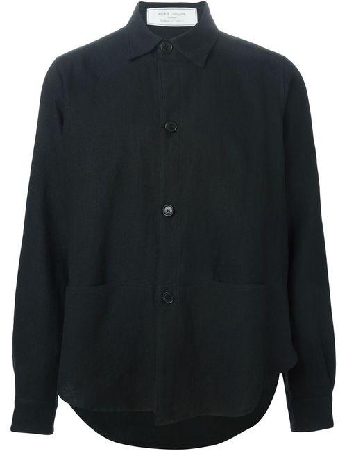 SOCIETE ANONYME | Женская Чёрный Свободная Рубашка Hackney
