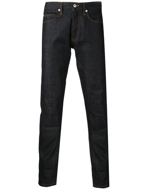 UNITED STOCK DRY GOODS | Синий Narrow Slim Jeans
