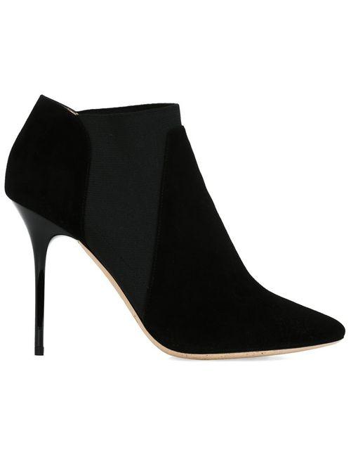 Jimmy Choo | Женские Чёрные Ботинки Declan