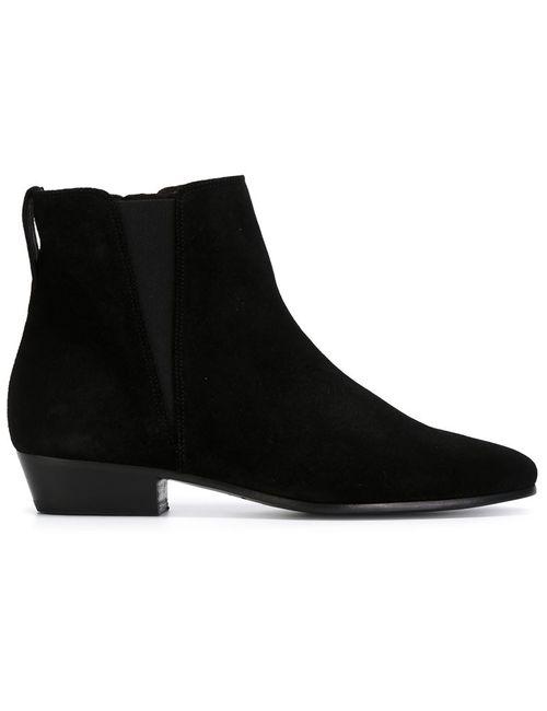 Isabel Marant   Женские Чёрные Ботинки По Щиколотку Étoile