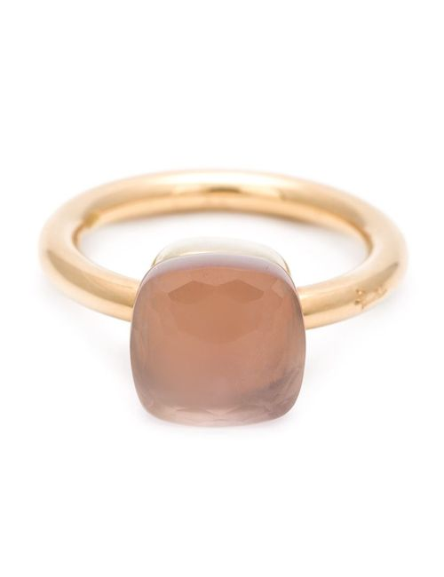 POMELLATO | Женское Nude & Neutrals 18 Karat Nude Quartz Ring From