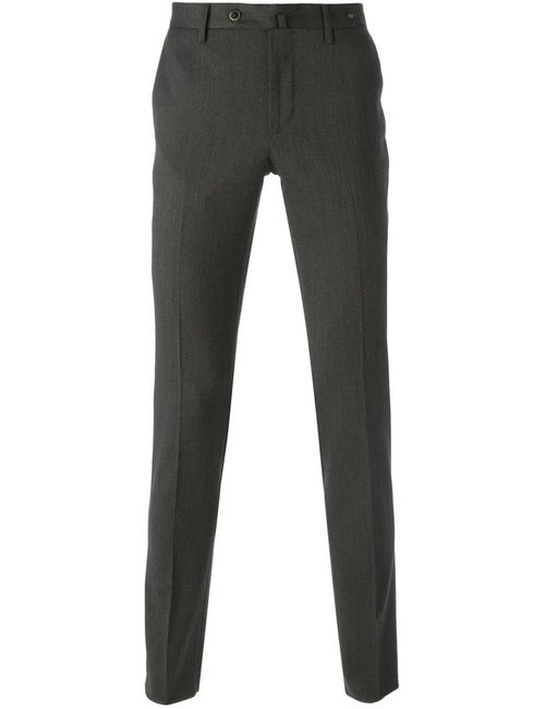 Pt01 | Мужское Серый Slim Tailored Trousers