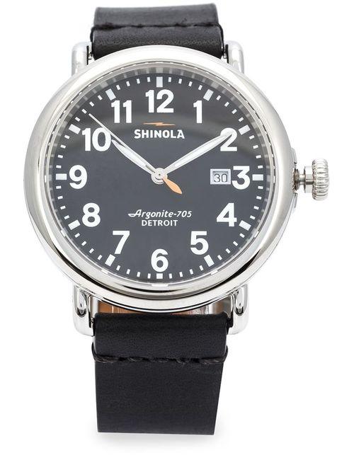SHINOLA | Женское Черный Runwell 41mm Watch