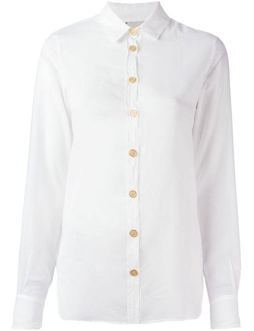 Forte Forte | Женская Белая Классическая Рубашка