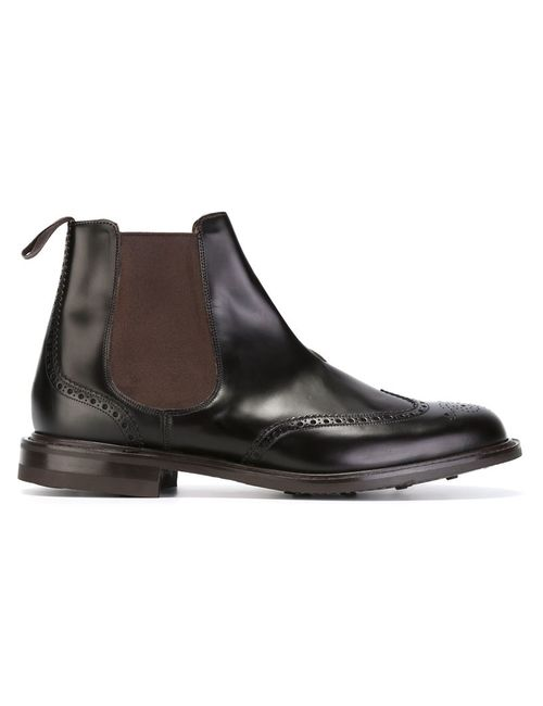 Church'S | Мужские Чёрные Ботинки Cransley