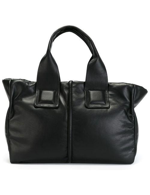 Moncler | Женское Чёрный Zipped Tote