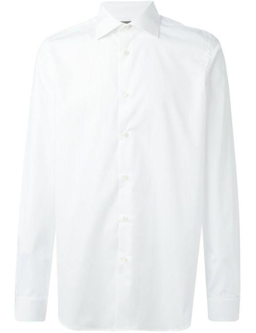 Paul Smith | Мужская Белая Классическая Рубашка
