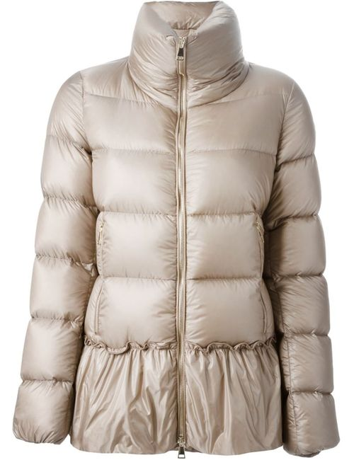 Moncler | Женское Nude & Neutrals Serre Padded Jacket