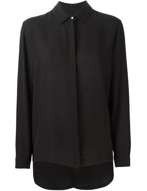 GINGER & SMART | Женская Чёрная Рубашка Secret Vice
