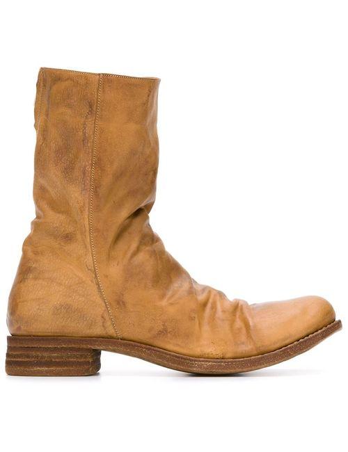 A DICIANNOVEVENTITRE | Мужские Коричневые Ботинки Vitello