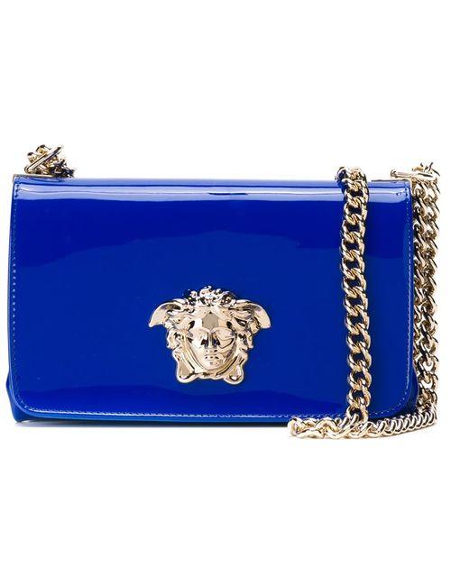 Versace | Женское Синий Medusa Shoulder Bag