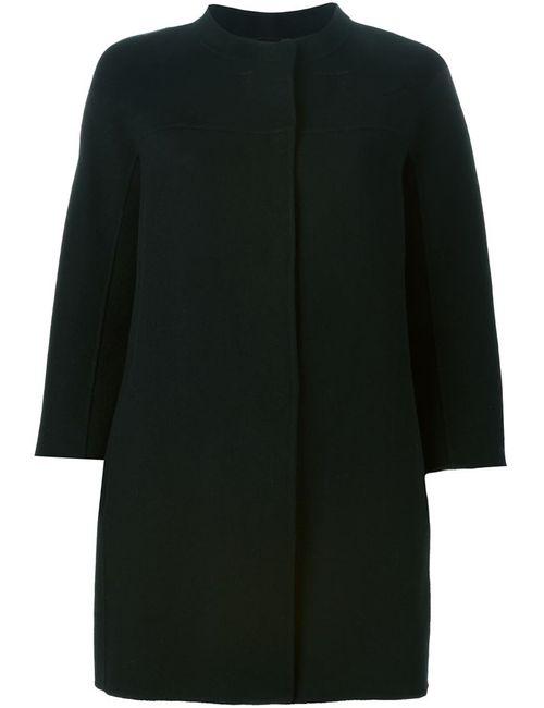 'S Max Mara | Женское Чёрное Пальто Cincin