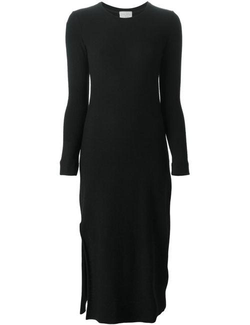 Forte Forte   Женское Черный Облегающее Платье