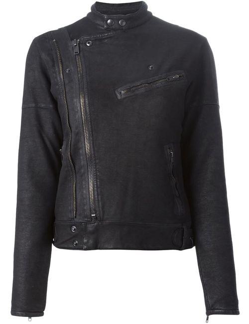 Polo Ralph Lauren   Женская Черный Куртка Jinny Moto