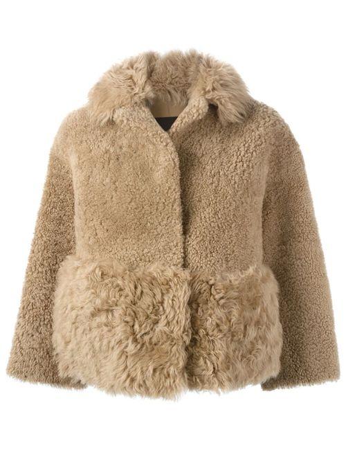 Blancha | Женская Nude & Neutrals Шерстяная Куртка