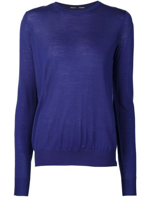Proenza Schouler | Женское Crew Neck Sweater