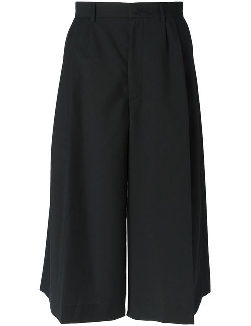 Mcq Alexander Mcqueen | Женское Cropped Wide Leg Trousers