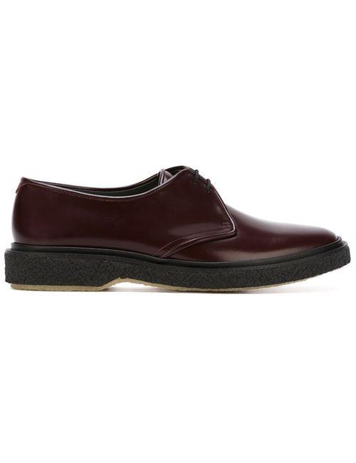 ADIEU PARIS | Мужские Красные Туфли Дерби Type 1