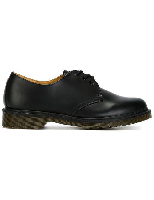 Dr. Martens | Женские Чёрные Туфли На Шнуровке