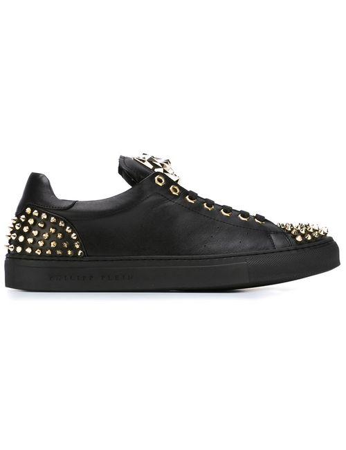 Philipp Plein | Мужское Чёрный Open Sneakers