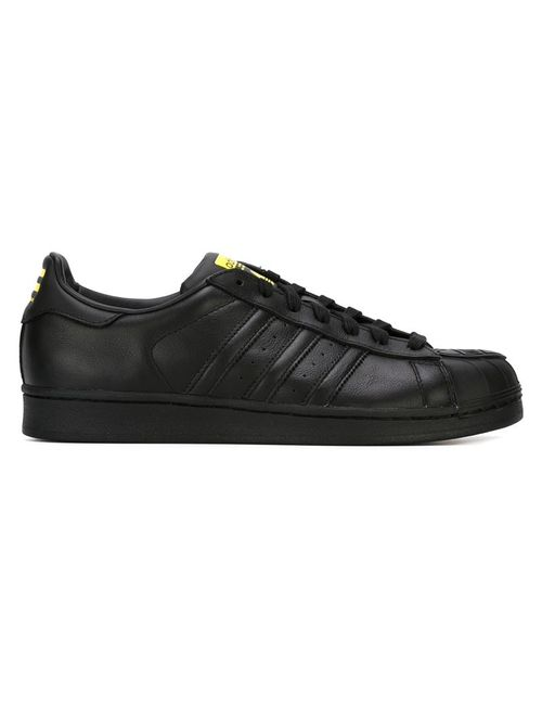 ADIDAS ORIGINALS BY PHARRELL WILLIAMS | Мужские Чёрные Кроссовки Superstar Pharrell Supershell