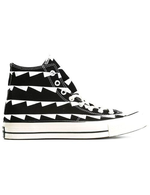 Converse | Женские Чёрные Высокие Кеды Chuck Taylor All Star