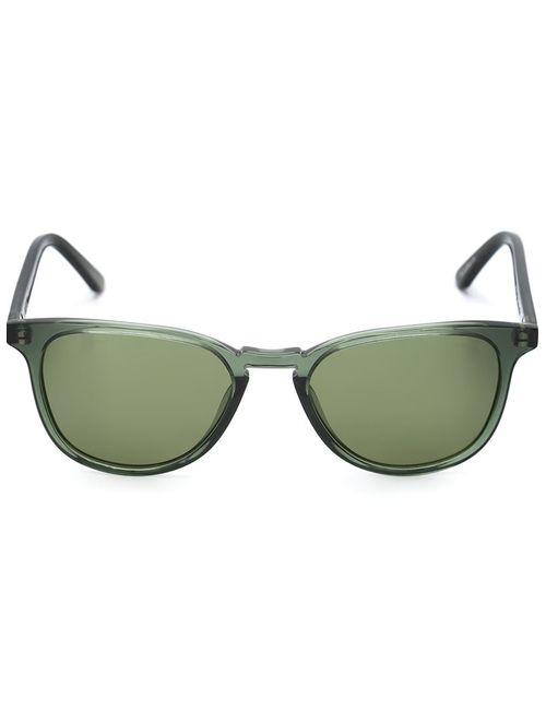 Krewe du Optic | Женские Зелёные Солнцезащитные Очки Oliver