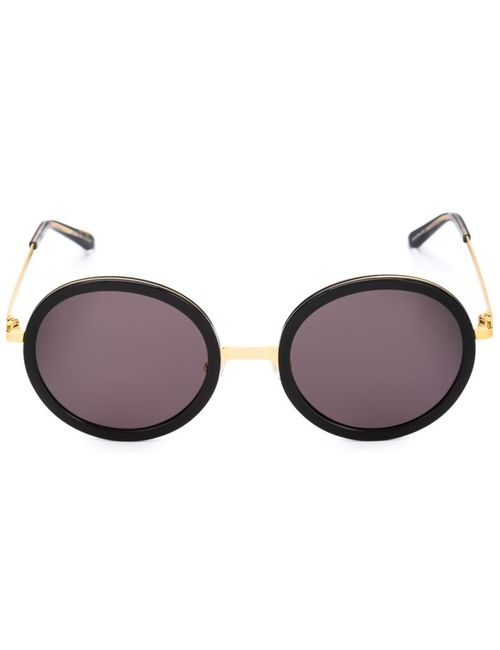 Krewe du Optic | Женское Чёрный Louisa Sunglasses