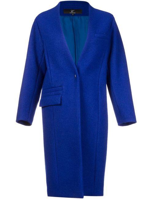 LE CIEL BLEU | Женское Синее Свободное Пальто