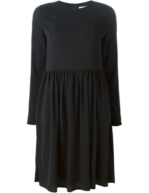 Chinti And Parker | Женское Черный Гофрированное Платье