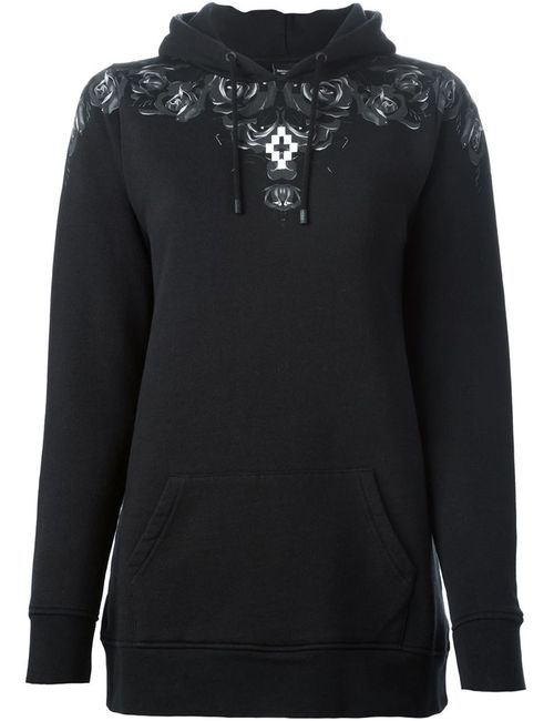 MARCELO BURLON COUNTY OF MILAN | Женское Чёрный Print Hoodie