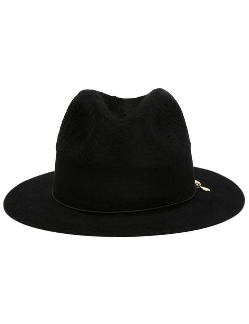 FEDERICA MORETTI | Женская Черный Фетровая Шляпа