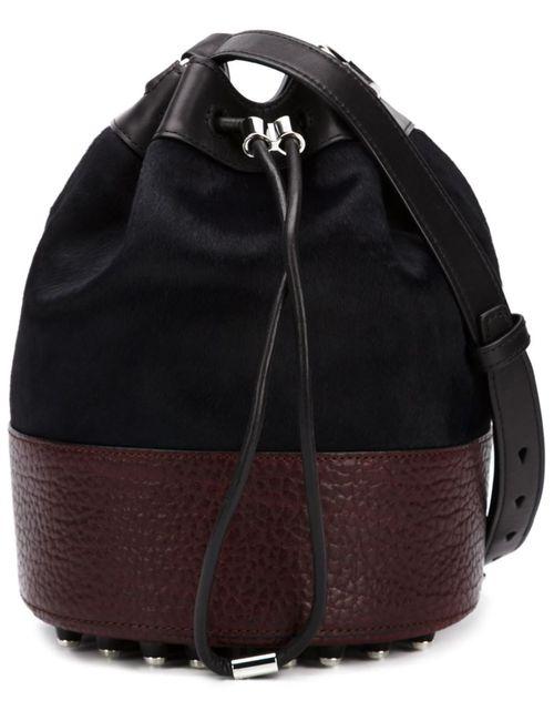 Alexander Wang | Женское Черный Alpa Bucket Crossbody Bag