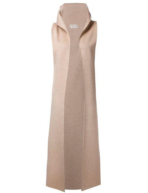 SABINE LUISE | Женское Пальто Без Рукавов