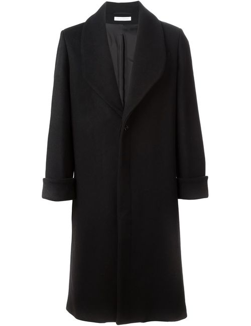 J.W. Anderson | Мужское Черный Shawl Lapel Single Breasted Coat