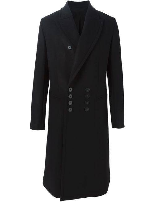 Ann Demeulemeester | Мужское Чёрный Long Coat