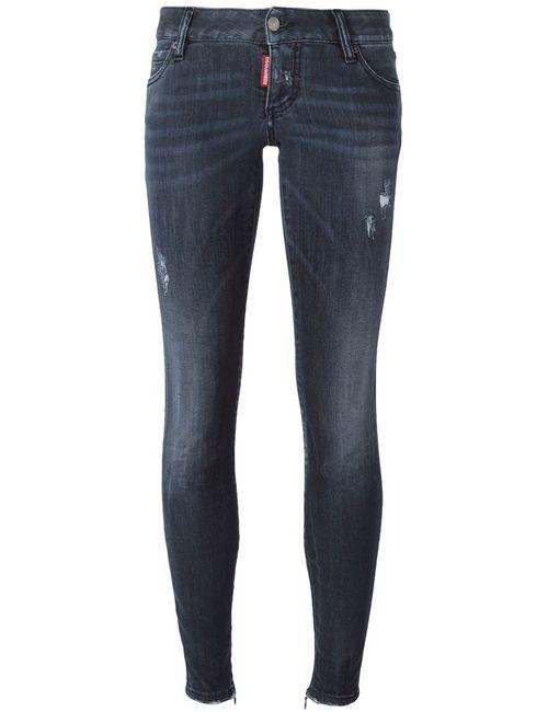 Dsquared2   Женское Чёрный Twiggy Jeans