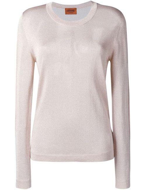 Missoni | Женское Розовый Fine Knit Sweater
