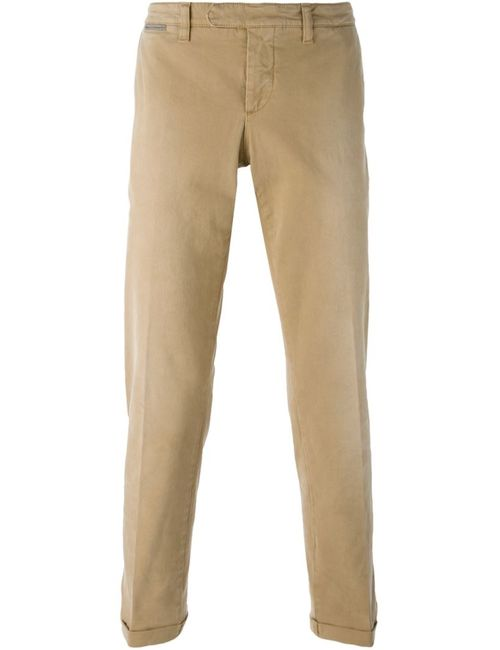 Eleventy | Мужское Nude & Neutrals Classic Chinos