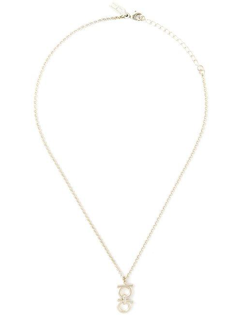 Salvatore Ferragamo | Женское Gancini Pendant Necklace