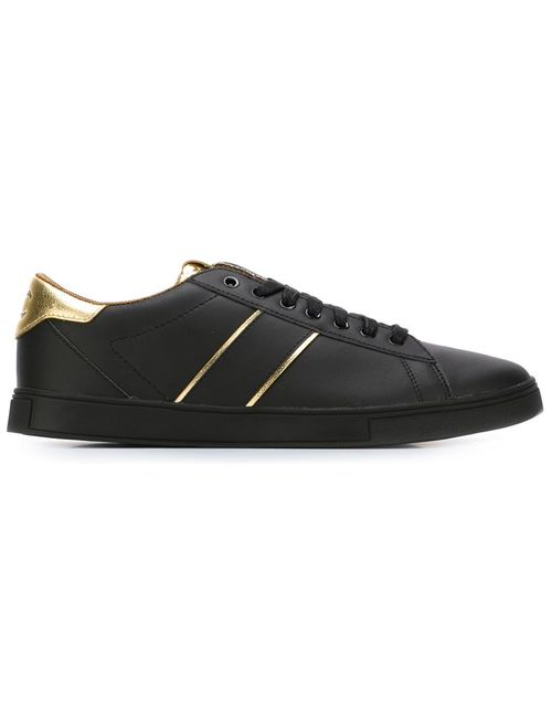 Just Cavalli | Мужское Чёрный Lace-Up Sneakers