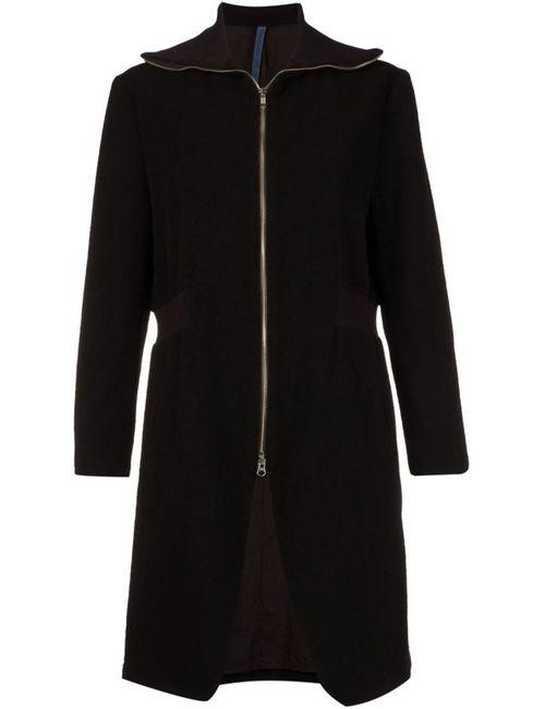 NOCTURNE 22 | Женское Черный Пальто На Молнии