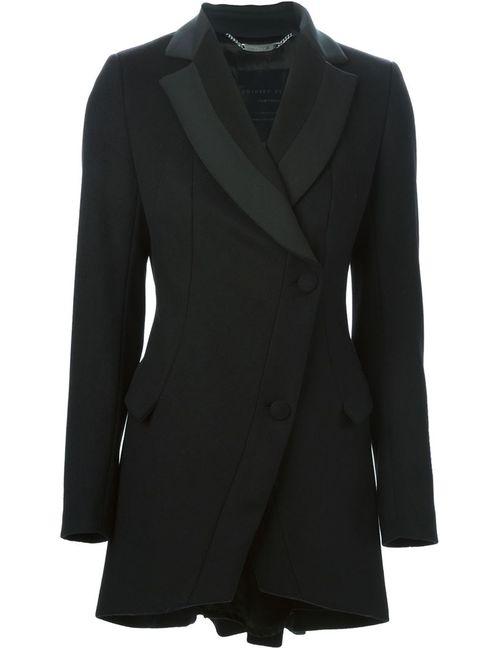 Philipp Plein | Женское Чёрное Пальто Girl
