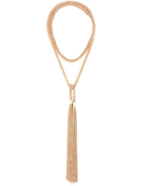 Rosantica | Женское Серебристый Itaca Lariat Necklace